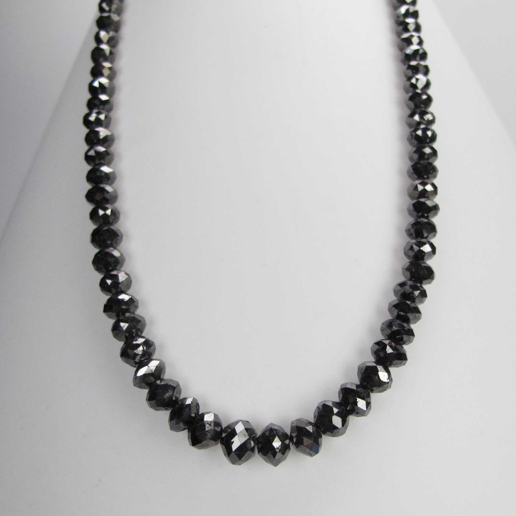 domino ciondolo diamante orafa pendant jewelry domin diamond black and palladium en nero palladio necklace