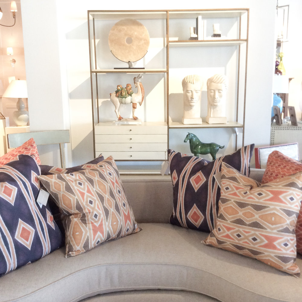 Laura Lee Clark Exclusive Bunglo Pillows A Must See Shay Spaniola