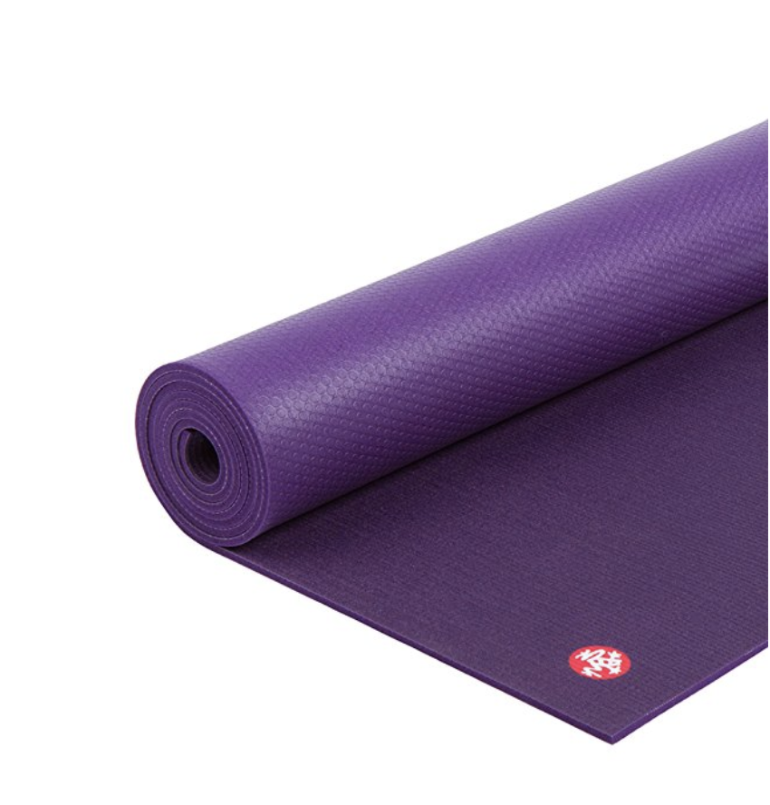 Manduka PRO Yoga and Pilates Mat, Black Magic,71""