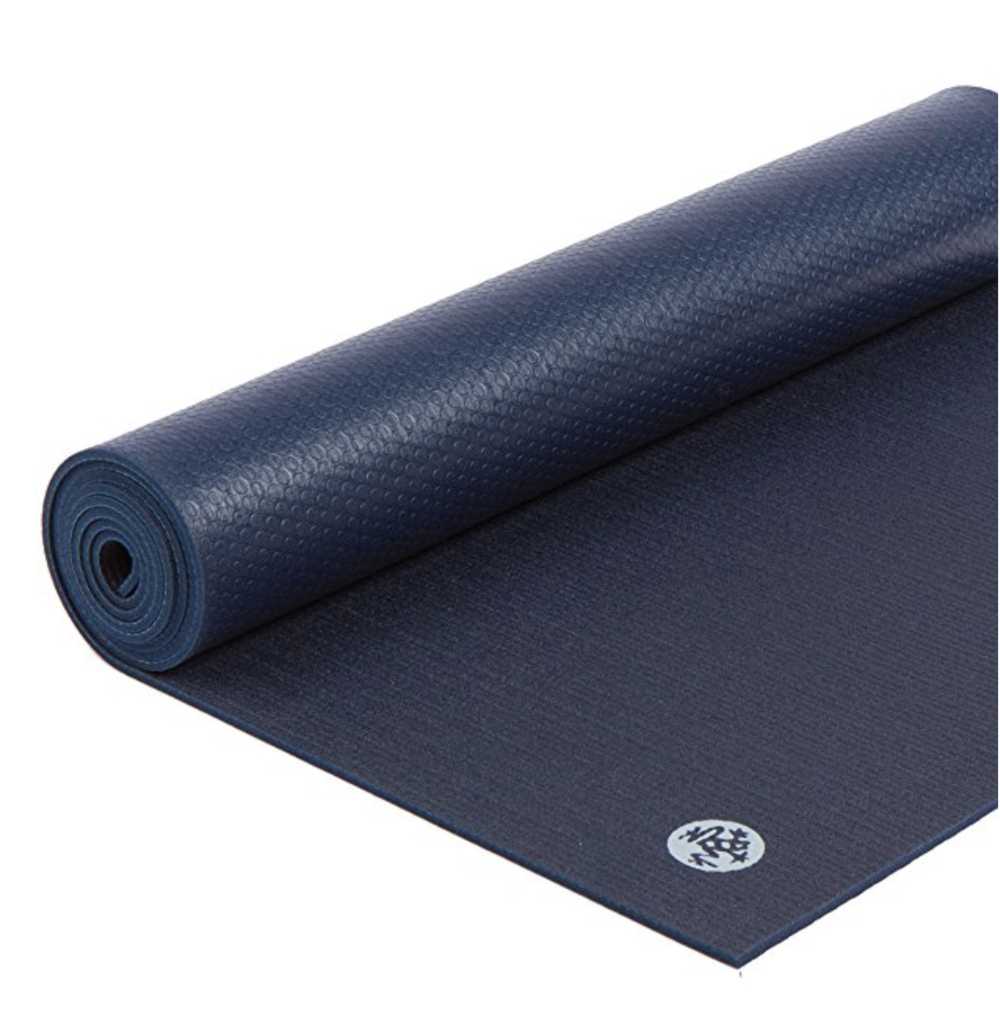Manduka PROLite Yoga and Pilates Mat, Midnight, 71""