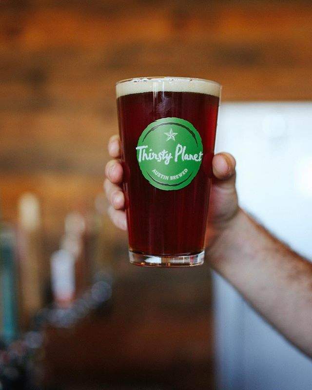 Yum Yum @thirstyplanetbrewery 😋 what's everyone drinking for Christmas Eve? . . . #igaustin #instagood #igtexas #instaphotography #austin #austintx #austinfood  #saturdayafternoon #saturdayvibes #shoplocal #shopsmall #localaustinbusiness #localaustin #vsco #lookslikefilm #shootandshare #lazysaturday #austinphotographer #austinproductphotographer #austinfoodphotographer #austinphotography #elkkphotography #southaustinbeer #austinbrewery #austinbeer #thirstythursday #thirstyplanet #thirstyplanetbrewing #beer #christmasevedrinks
