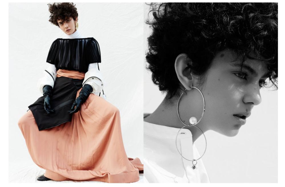 """"""" slate """", for   off black magazine  . photographed by helen eriksson"""