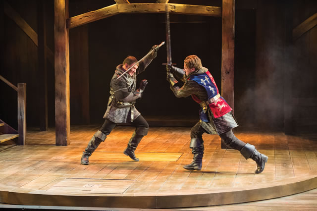 STAGE COMBAT ARTS: An Integrated Approach to Acting, Voice, and Text Work