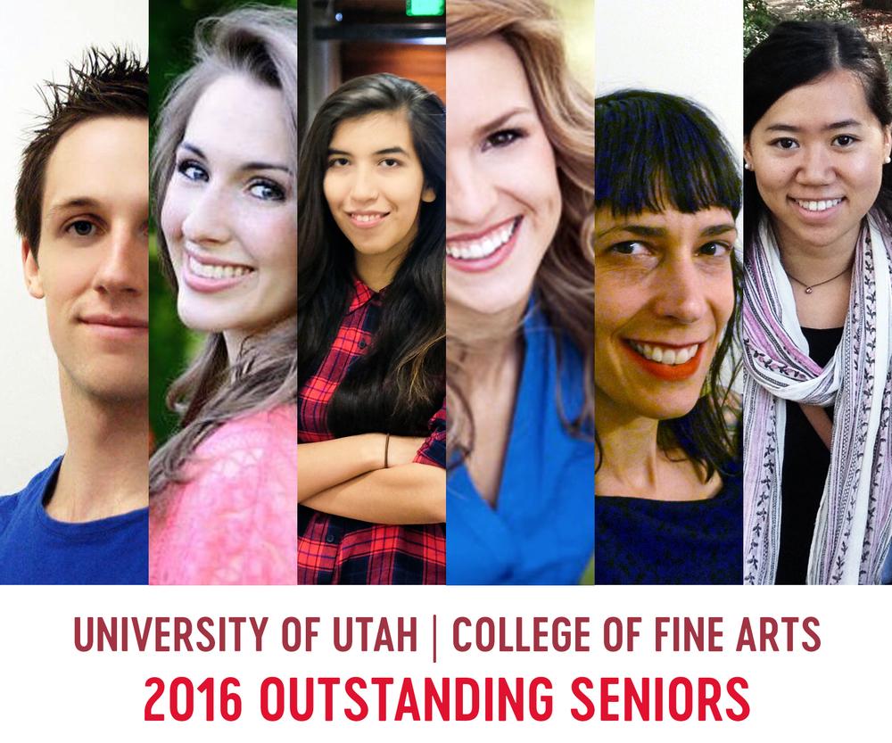 2016 Outstanding Seniors