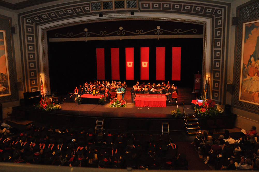 Stream tonight's convocation live