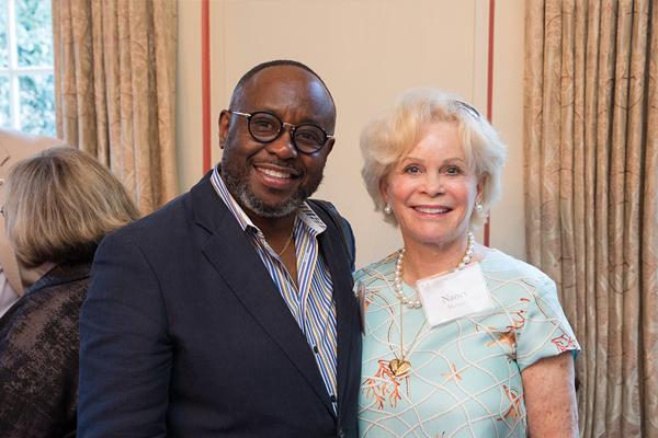 Dean Raymond Tymas-Jones and Nancy Marriott