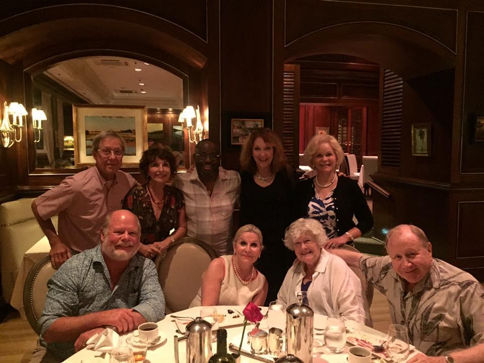 Back row:  Jonathan Horne,Colleen Horne, Raymond Tymas-Jones, Kathryn Atwood, Nancy Marriott   Front row:  David Quinney, Shari Quinney, Marilyn Whitehead, Paul Whitehead