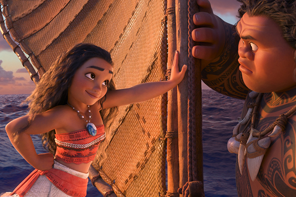 "Top creatives from Disney's ""Moana"" to speak at the U. of Utah"