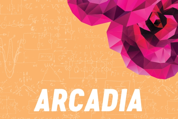 The Collision of Worlds, Time, and Truth in Arcadia