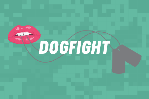 "The Department of Theatre presents ""Dogfight"""