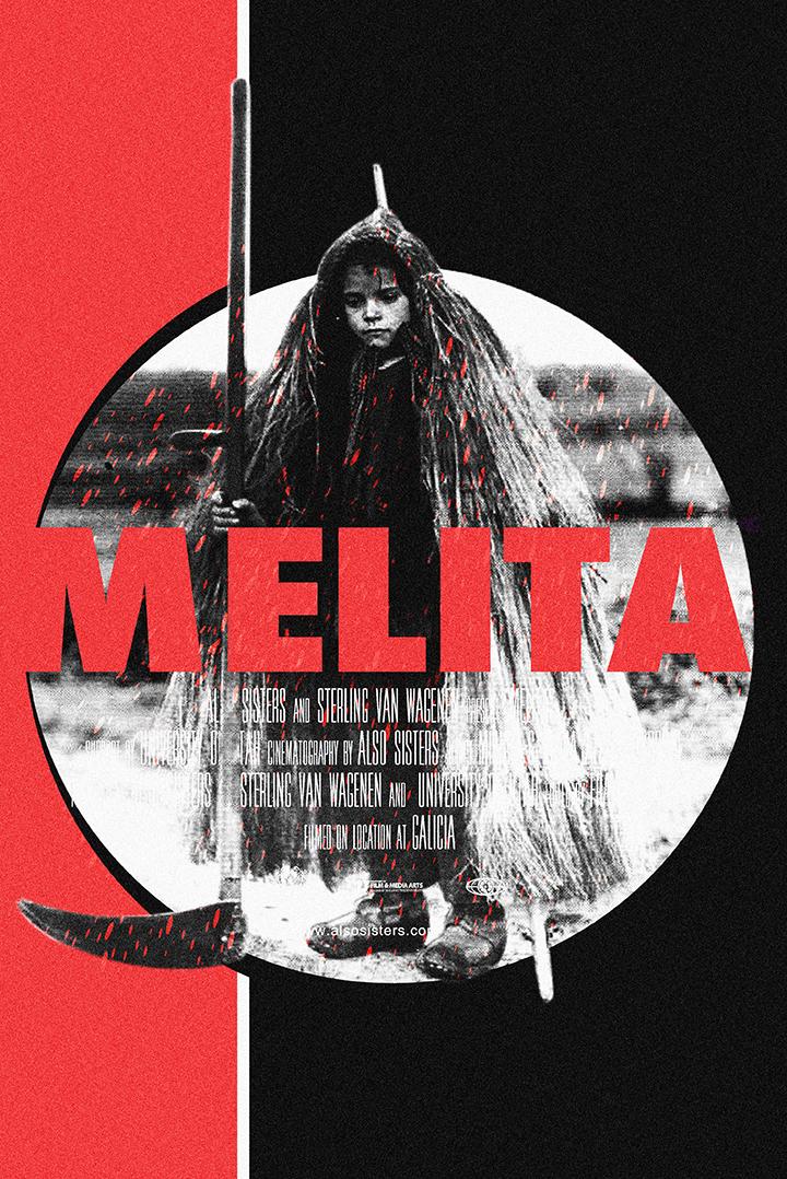 """Poster for """"Melita"""""""