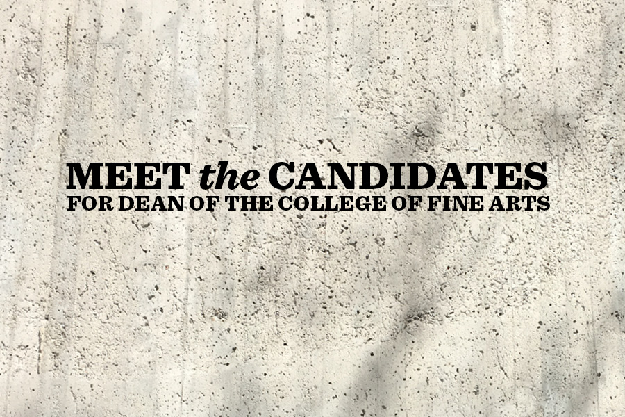Meet the candidates for Dean