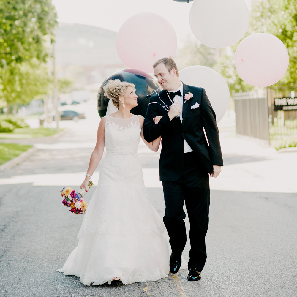 See Kelsey and Austin's wedding published on Perfect Wedding Guide.