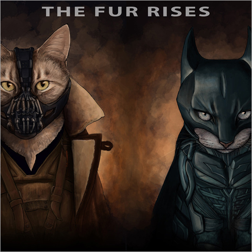 BatCat and Bane