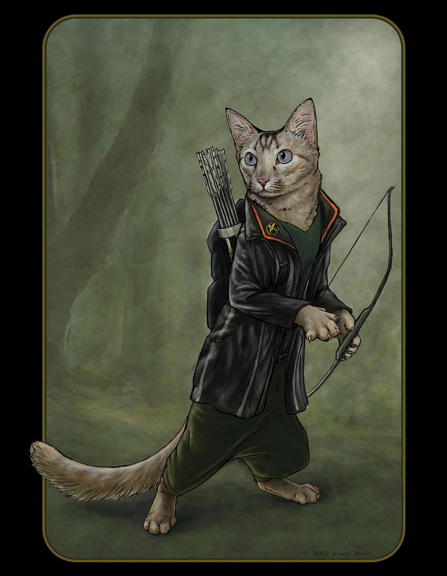 Catniss Everdeen