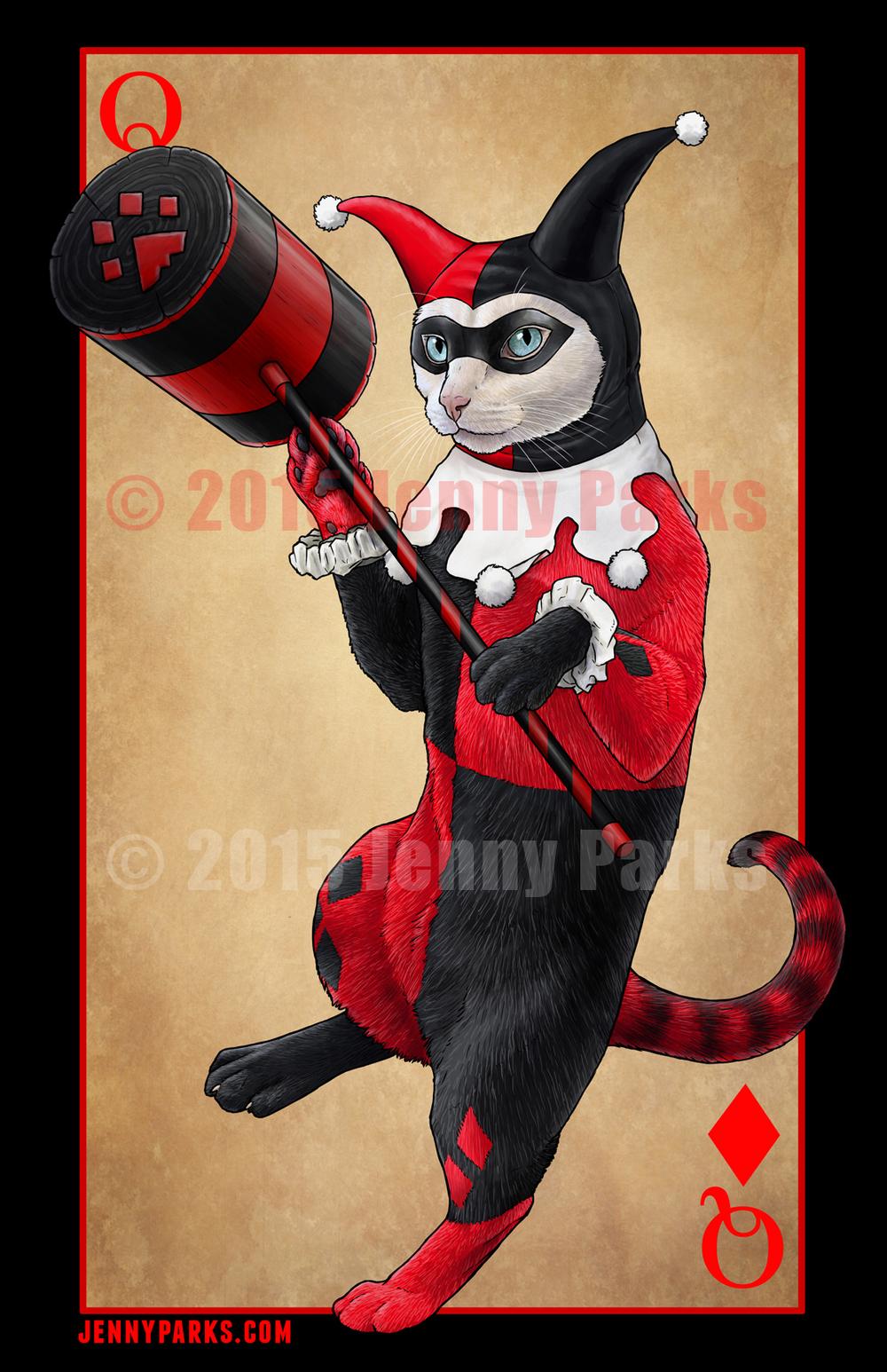 Harley Kitten