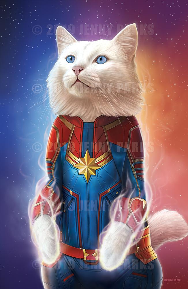 Captain Meowvel
