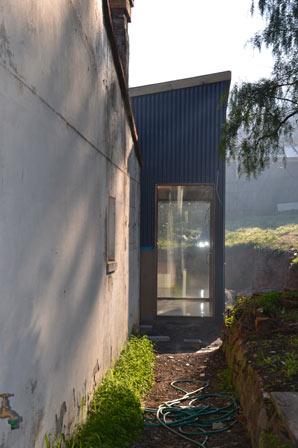 Coleman Architects: Morning light on McGrath Street