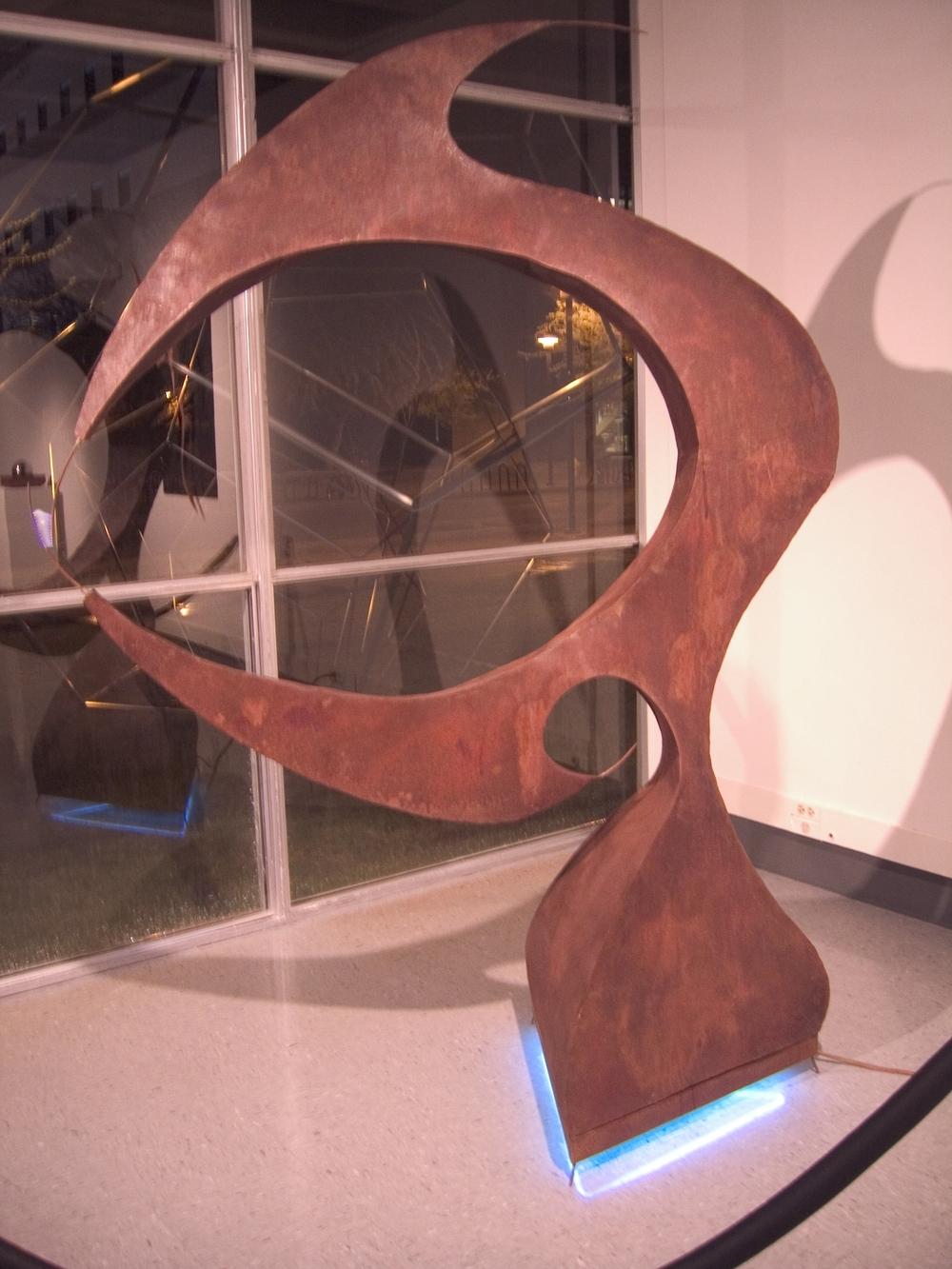 Omega Synapse (rusted)