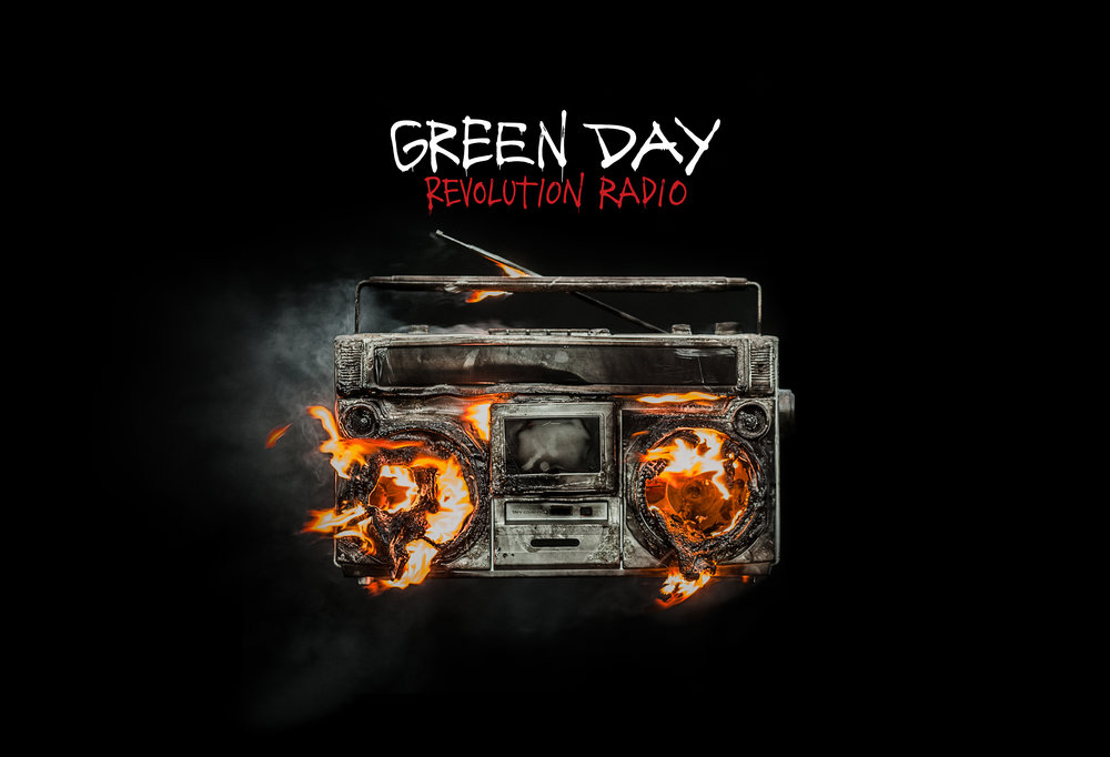 Green Day Album Cover