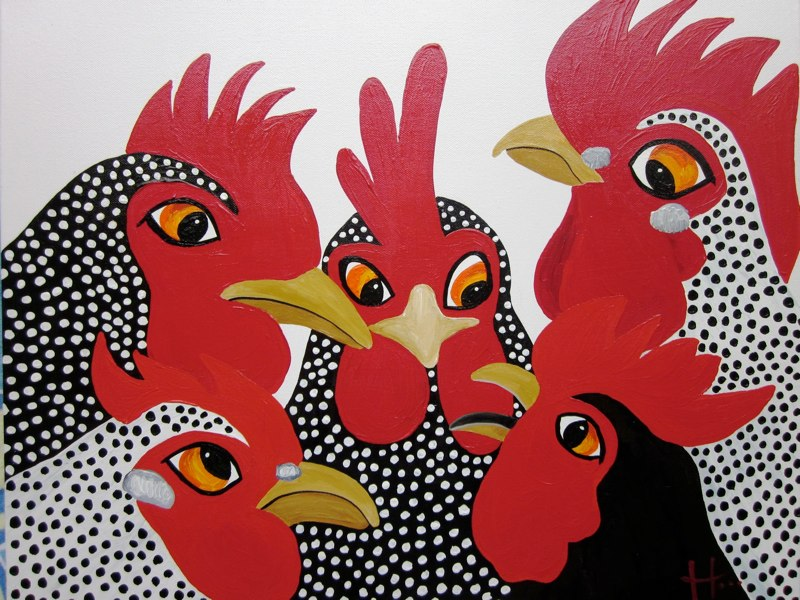 """Chook chatter"""