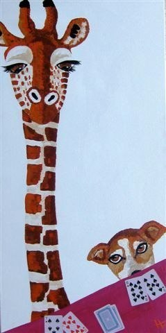 'Jack and Giraffe'