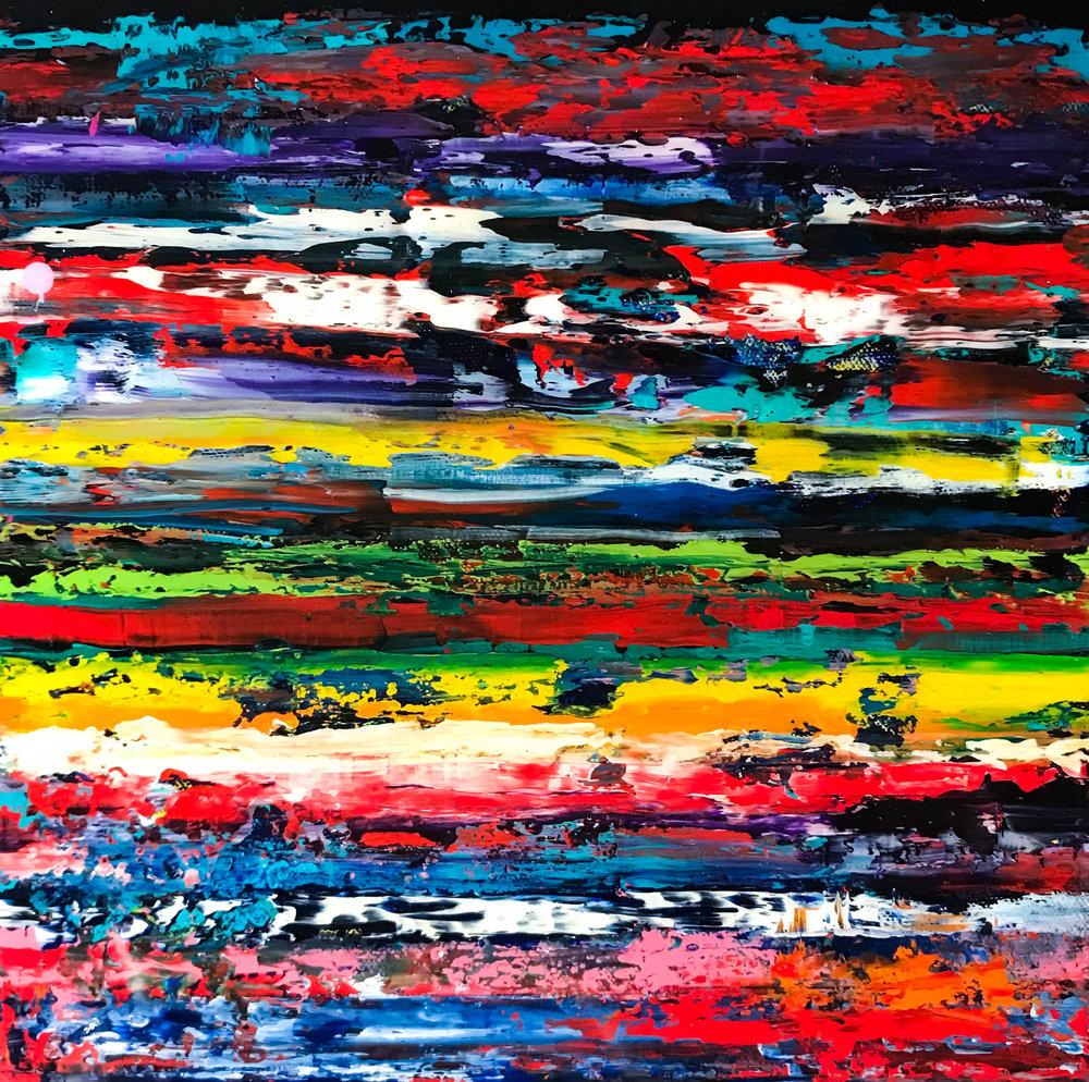 Rolling Rainbows $400