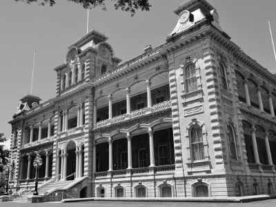 Mysteries of Hawaii with Lopaka Kapanui, Oahu's Original Ghost Tours and Chicken Skin Tours, Iolani Palace, Honolulu