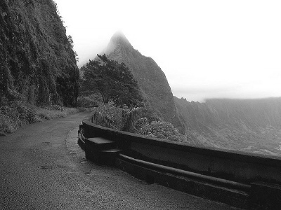 Mysteries of Hawaii - Oahu's original ghost tours - Old Pali Road