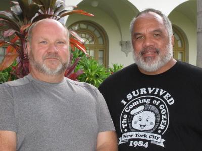Paul Smith & Lopaka Kapanui