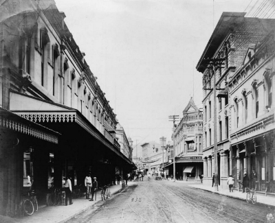 Mysteries of Hawaii - Oahu's original ghost tours - Waikiki ke one kapu - ainahau