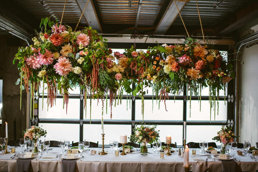 Seattle Wedding Floral