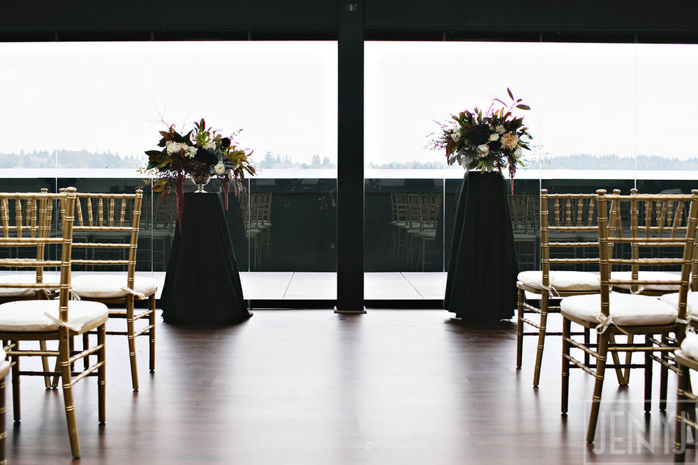 Organic Wedding Floral Design