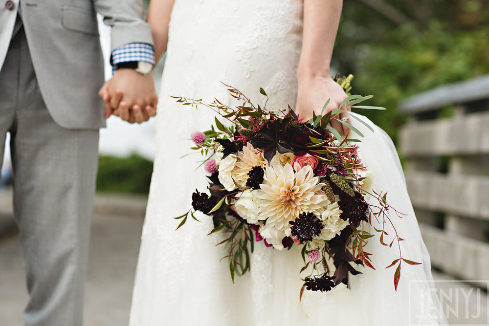 Organic Wedding Flowers Seattle