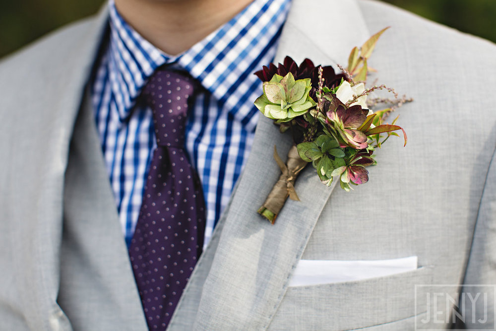 Wedding Floral Seattle Natural
