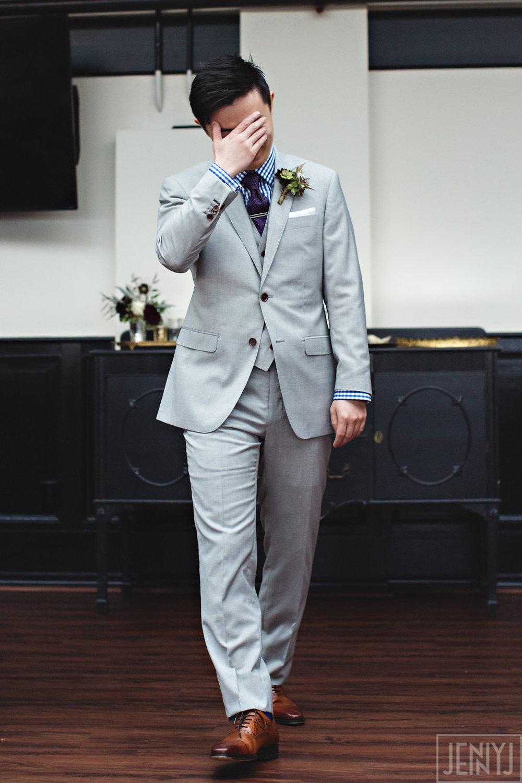 Men's Attire Wedding Seattle