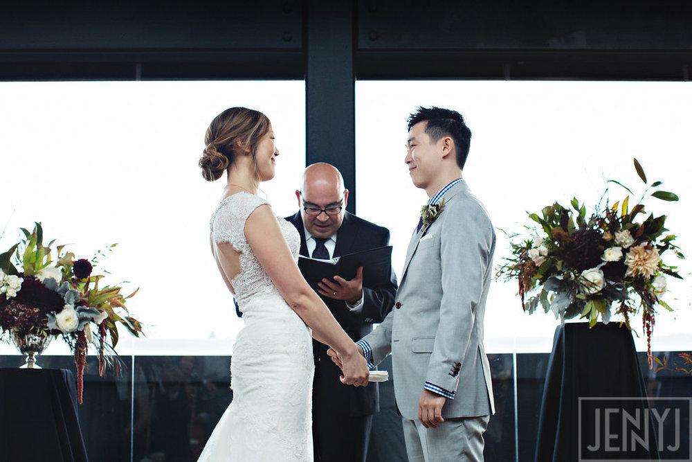 Seattle Rooftop Wedding Venue