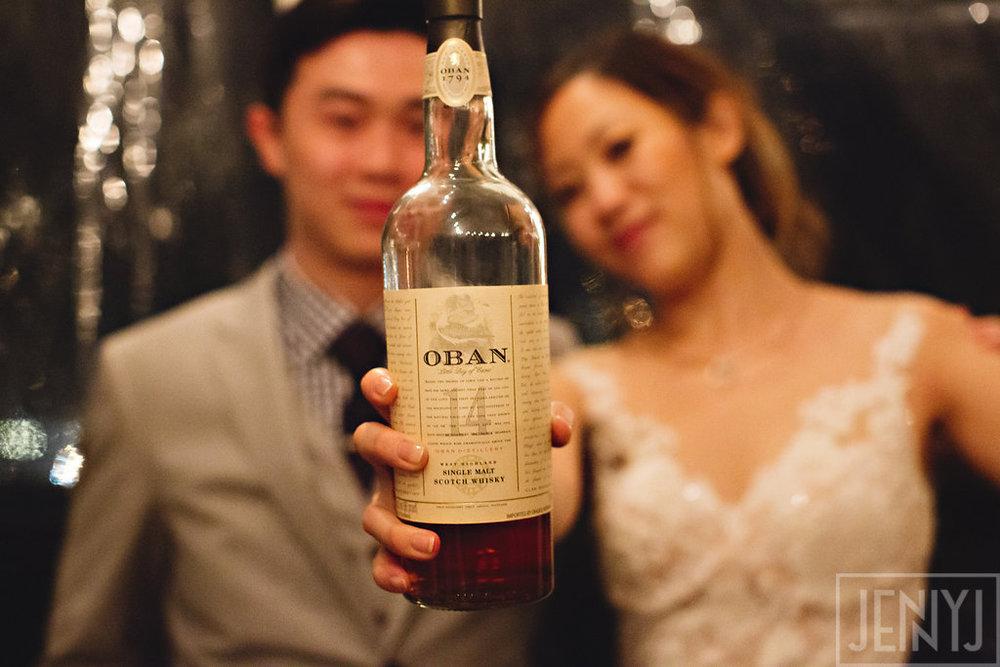 Whiskey Seattle Wedding