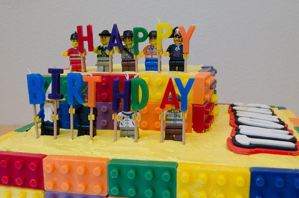 Thomas' Birthday Party! — Jen Hoyt