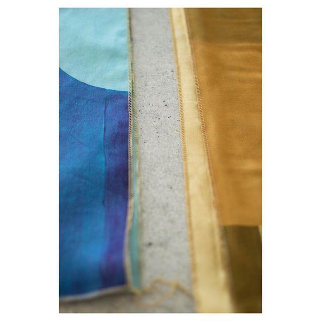 Silk silk silk! . . . . . . . . . #luxuryhomes #interiordesign #interiorfabrics #womenentrepreneurs #luxury #silk #pillows #designnyc #nycdesign #smallbusiness #interiors #luxe #homedecor #handmand #parisdesign #madeinusa #bostondesign #salon #altforliving #textiles #hometextiles #interiortextiles #collectibledesign #design #collectibles #salon #salone #milansalone #designprocess #theprocess