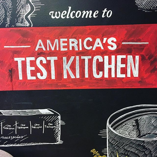 Last stop on the East Coast tour for #project258 @testkitchen @zakarypelaccio @cookblog