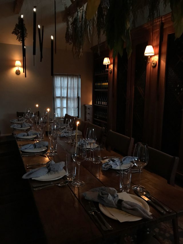 Our Private Dining Room