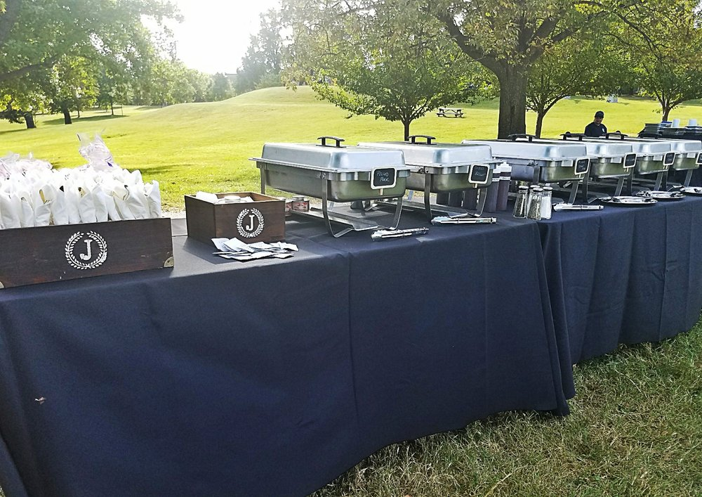 Attended Buffet - Weddings, Bar/Bat Mitzvahs, Graduation Parties, Anniversary Parties