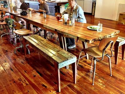 Scrap Table.