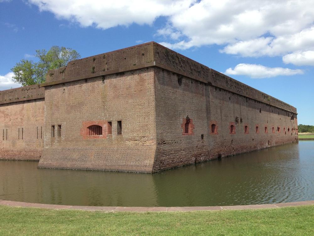 Fort Pulaski.