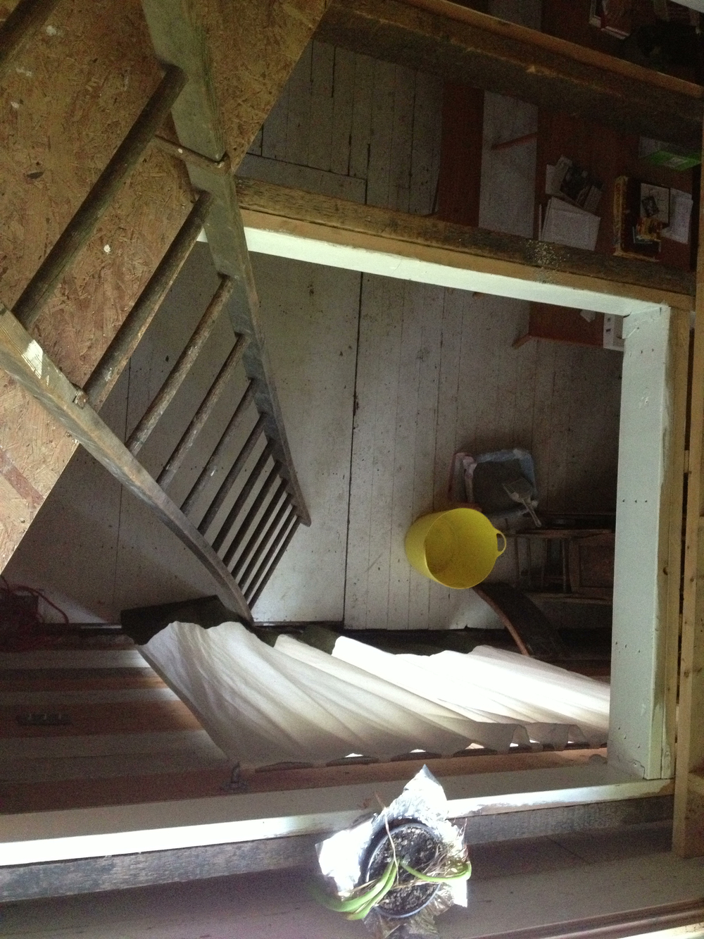 The loft approach.