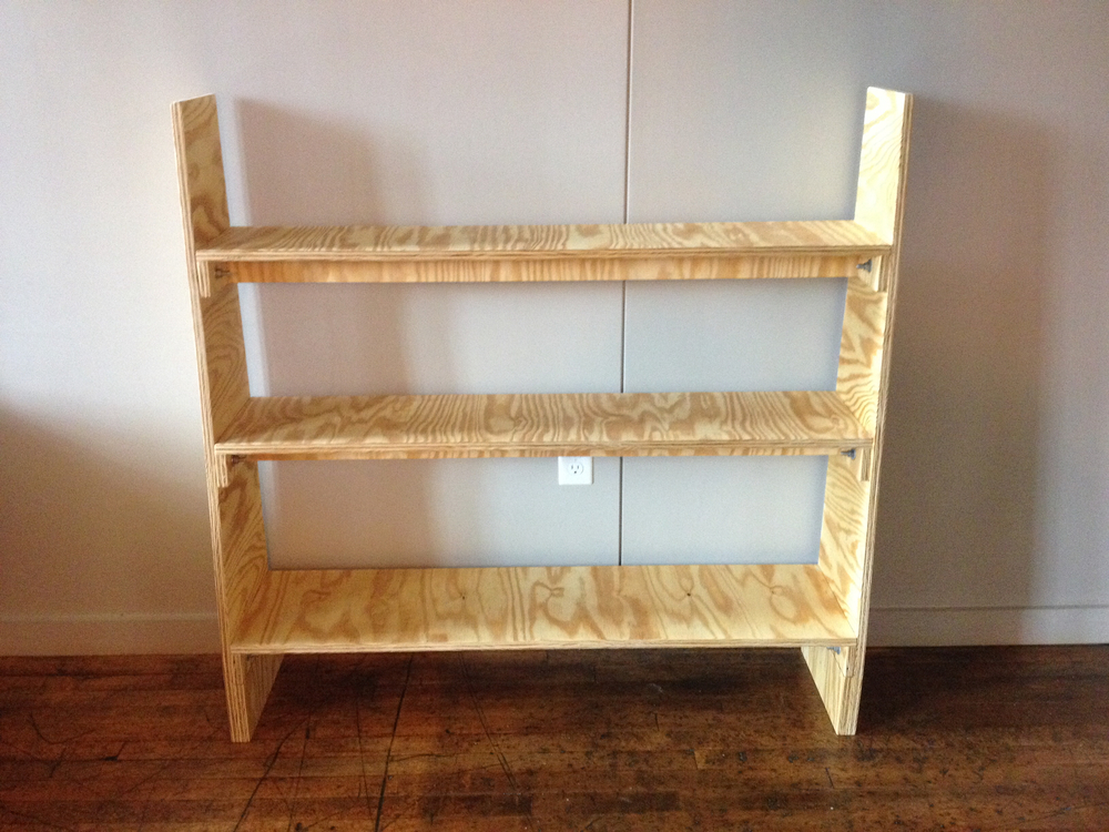 Knock-Down Shelves 2.0.
