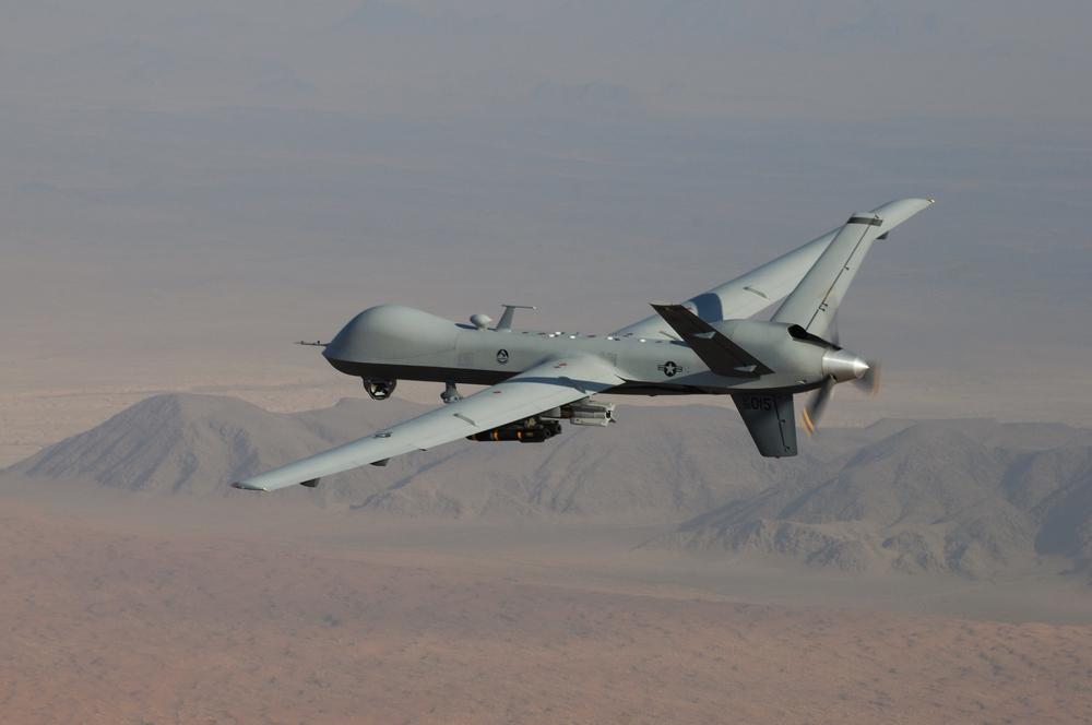 The MQ-9 Reaper. Via LikeTheHours.