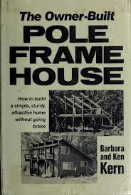 The O.G. pole-house manual.