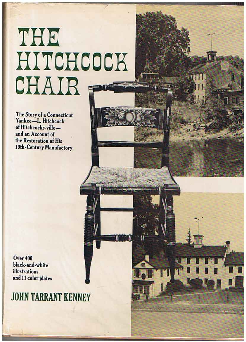An exposition of Mr. Lambert Hitchcock and his famous chairs.
